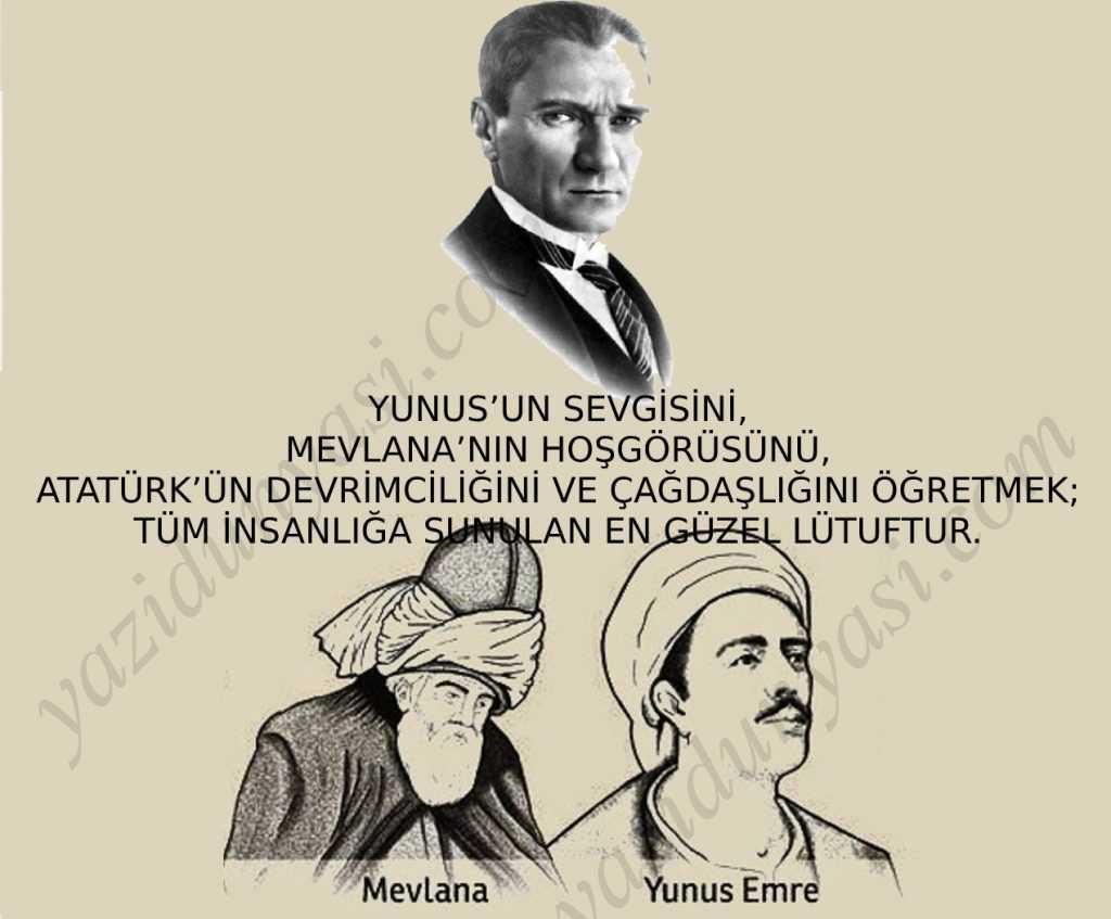 ataturk_mevlana_yunus_emre